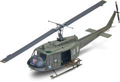 UH-1D Huey Gunship