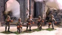 1916 German Infantry - Mixed Set (28mm)