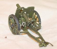 """4.5"""" Q.F. Howitzer MK1"""