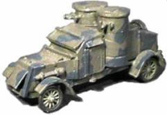 Austin Armored Car 1914