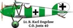 Albatros DVa Decal Set 3 (1:144)