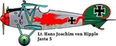Albatros DVa Decal Set 4 (1:144)