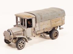 Daimler Marienfelde, The - ALZ-13 German Truck