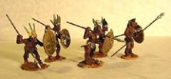 African Natives w/Spears