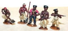 African Sailors