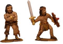 Barbarian Hero Set