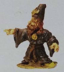 Dwarv Wizard