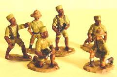 Gun Crew for Mountain Gun