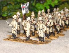German Marines/Seebataillon - Mixed Set (28mm)