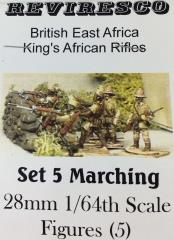 King's African Rifles Marching Set (28mm)