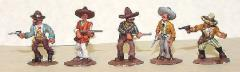 Mexican Bandits Dismounted