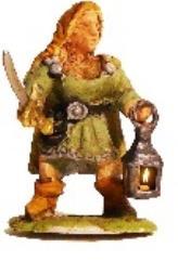Dwarv Maiden