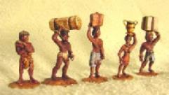 Safari Bearers #1