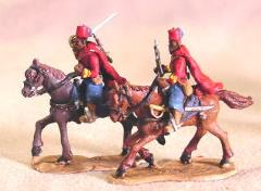 Senegalese Spahis Mounted (28mm)