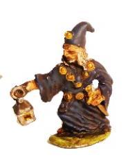 Wizard w/Lamp