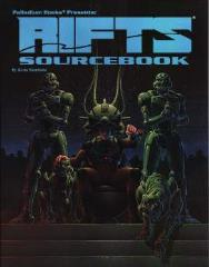 Sourcebook #1 (1st Edition)