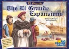 El Grande Expansions, The