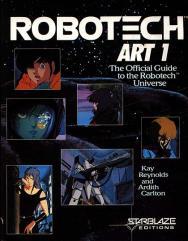 Robotech Art #1