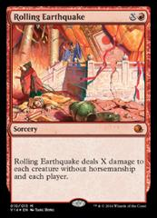 Rolling Earthquake (MR) (Foil)