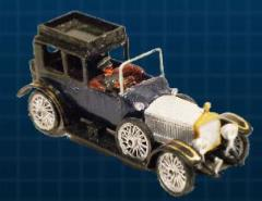 Rolls Royce Landaulette Staff Car #3 (Limo Kit #3)