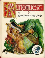 RuneQuest (2nd Edition) (Reston Publishing Edition)