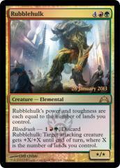 Rubblehulk (Gatecrash Pre-Release) (Foil)