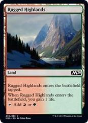 Rugged Highlands (C)
