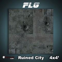 4' x 4' - Ruined City