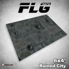 6' x 4' - Ruined City