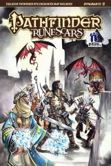 Runescars #2 (Rooth Cover)