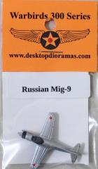 Russian Mig-9