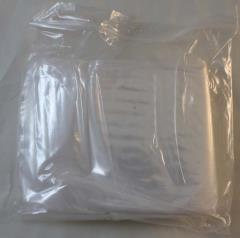 "Ziplock Bags 4"" x 6"" (2 mil thick) (100)"