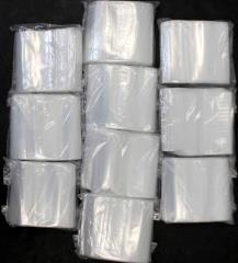 "Ziplock Bags 5"" x 8"" (2 mil thick) (10 Packs of 100)"