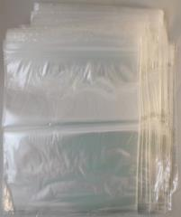 "Ziplock Bags 10"" x 12"" (2 mil thick) (10)"