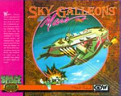 Sky Galleons of Mars