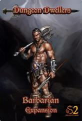 Dungeon Dwellers - Barbarian Expansion