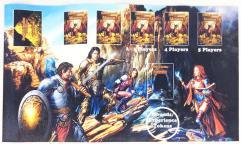 Dungeon Dwellers Gripmat