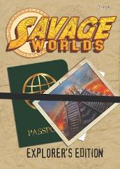Savage Worlds (Explorer's Edition)