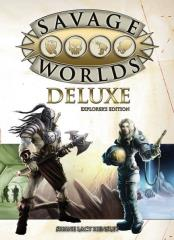Savage Worlds (Deluxe Explorer's Edition)