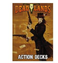 Action Deck - Deadlands Classic 20th Anniversary