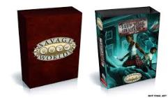 Savage Worlds - East Texas University Collector's Box