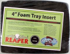 """4"""" Foam Tray"""