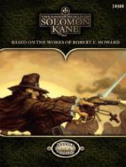 Savage World of Solomon Kane, The