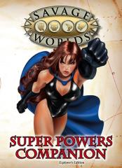 Super Powers Companion (Explorer's Edition)