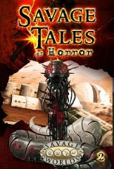 Savage Tales of Horror Vol. 2