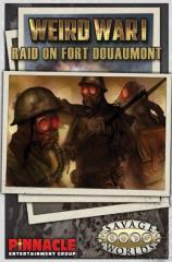 Raid on Fort Douamont w/GM Screen