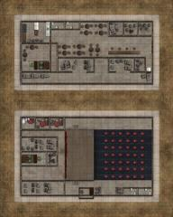 Flip-Map - Offices, Warehouses, Theatre