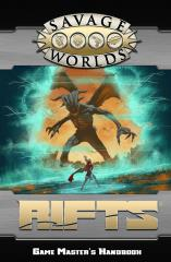 Rifts - Game Master's Handbook (Limited Edition)