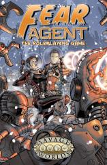 Fear Agent (Limited Edition)