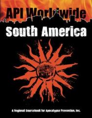 API Worldwide - South America